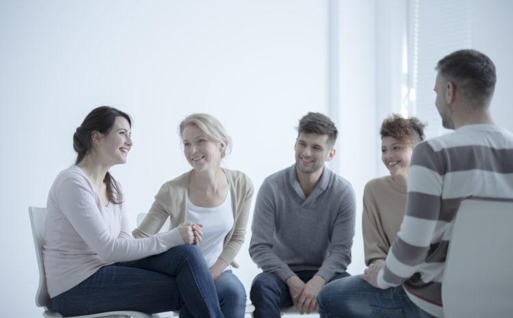 Группа поддержки «Новая жизнь»